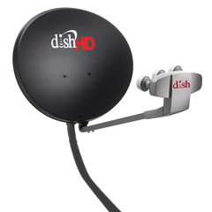 DISH Network Dishes and LNBs