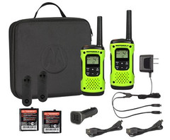 Two-Way Radios and Accessories