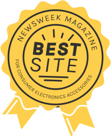 Newsweek Magazine Best Site for Consumer Electronics Accessories